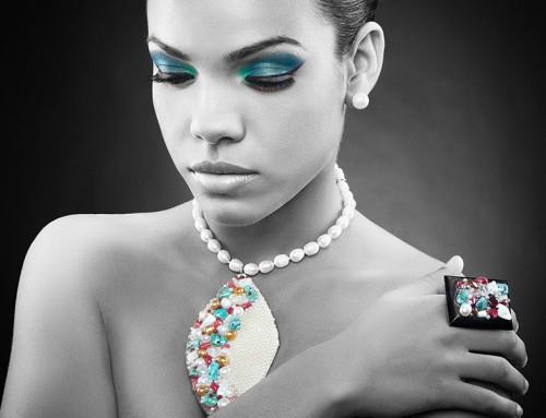 Shoot for Dorka Montilla Jewelry & Accessories
