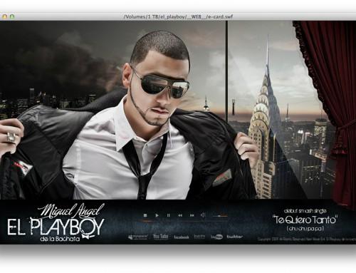 Singer – El Playboy De La Bachata