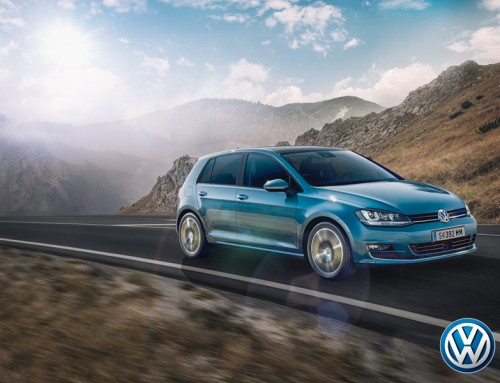 CGI & Mountain Shoots for VW Ads
